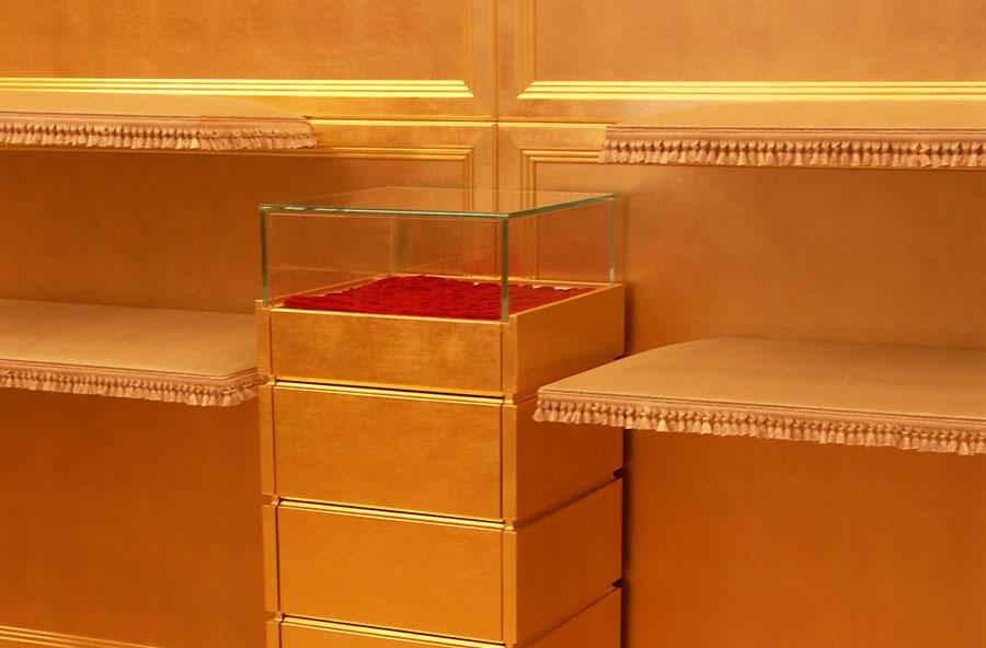 Foglie d oro mauro tegon laboratorio di decori e - Di mauro mobili ...